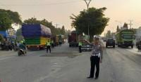 Ratusan Pelanggar Lalu Lintas di Lamteng Terjaring dalam 4 Hari Operasi Patuh