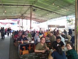 Ratusan Pengunjung Padati Chandra Kuliner 2018