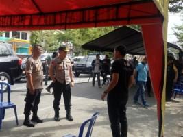 Ratusan Personel TNI-Polri Kawal Asrama Papua di Makassar