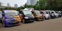 Ratusan Peserta Ramaikan Final Daihatsu Dress-Up Challenge & Slalom Time Battle 2018