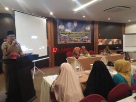 Ratusan PKL dan Asongan Mendapat Pembinaan dari Pemkab Pringsewu