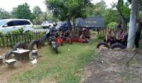 Ratusan Polisi dan TNI Amankan Wilayah Bumiratu Nuban