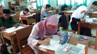 Ratusan Siswa Ikuti Islamic Contest di SMAN 9 Bandar Lampung