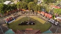 Rayakan Hantaru, BPN Lampung Gelar Berbagai Kegiatan
