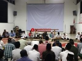 Rayakan HUT Gerindra, DPD Lampung Gelar Tasyakuran dan Nobar Debat Capres