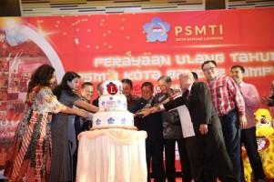 Rayakan HUTke-2, PSMTI Bandar Lampung Tolak Radikalisme