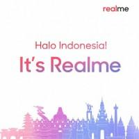 Realme Umumkan Sudah Hadir Secara Resmi di Pasar Smartphone Indonesia