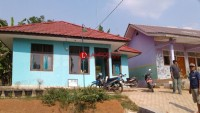 Rehabilitasi Gedung Poskesdes Kemalo Abung Gunakan Dana Desa
