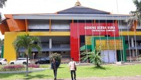 Rehabilitasi GSG Unila Habiskan Rp7 Miliar