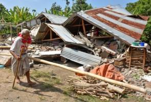 Rehabilitasi Lombok Dipercepat