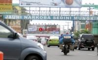 Reklame di Bandar Lampung Bakal Ditertibkan