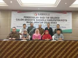 Rekrutmen Panwaslu Kabupaten/Kota Dijadwalkan pada 20 Juni