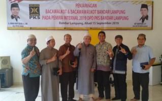 Rektor IBI Darmajaya Jalin Komunikasi Dengan PKS