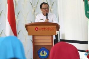 Rektor Ingatkan Warga Unila Tidak Bermain Pada PMB
