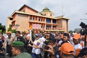 Rektor Teknokrat Klaim Obor Asian Games 2018 Kobarkan Nasionalisme
