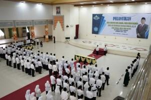 Rektor UIN Raden Intan Lantik Wakil Direktur Pascasarjana