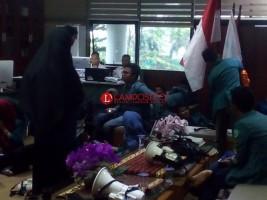 Rektor Unila tak akan Mencopot Wakil Rektor 3