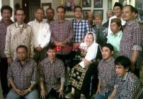Relawan Bejo Lampung Libatkan Sejumlah Tokoh