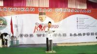 Relawan KMA Lampung Siap Menangkan Jokowi - Ma'ruf Amin