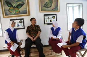 Repcil Lampung Post Jalan-jalan ke Museum Kupu-kupu