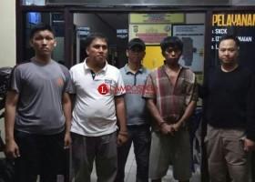 Residivis Pencuri HP di Kotabumi Utara Dibekuk Polisi
