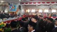 Resmi Dilantik, Satu Anggota DPRD Terpilih Lampura Ditunda