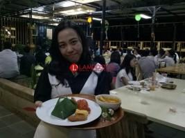 Restoran Pindang GajahTawarkan Konsep Berkelas