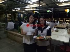 Restoran Pindang Gajah Tawarkan Menu Pindang Berkelas