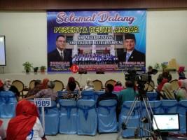 Ribuan Alumni SMPN 11 Bandar Lampung Ikuti Reuni Akbar