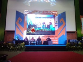 Ribuan Mahasiswa Padati Acara IPC Goes to Campus