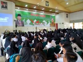 Ribuan Mahasiswa UIN Ikuti Kuliah Umum Menko Kemaritiman