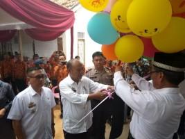 Ribuan Masyarakat Rayakan HUT Desa Raman Endra