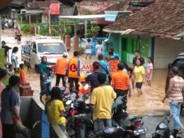 Ribuan Rumah Terdampak Banjir di Lampura