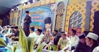 Ribuan Warga Pringsewu Ikuti Istigasah Kubra dan Salawat Bersama