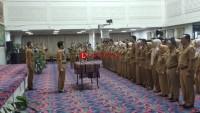 Ridho Bongkar Ratusan Pejabat Eselon di Penghujung Jabatan