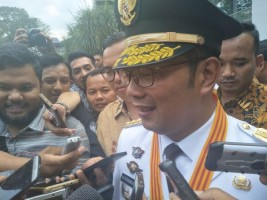 Ridwan Kamil-Uu Janji Langsung Bekerja Beri Pelayanan Maksimal