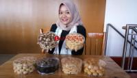 Risca Cookies Sedia Kue Lezat dan Lucu untuk Lebaran