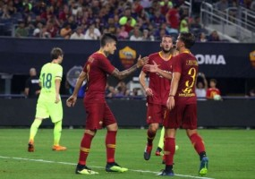 Roma Kandaskan Barcelona 4-2
