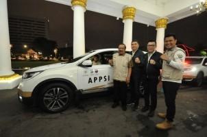Rombongan CR-V Turbo Tuntaskan Perjalanan Jelajah Nusantara
