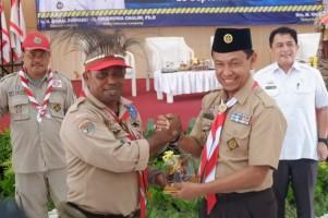 Rombongan Pelantara 9 Singgah di Lampung