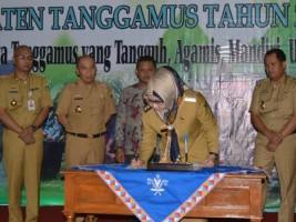 RPJMD Tanggamus Akomodir 55 Program Aksi Desa Asik