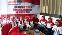 RRN Rangkul Kaum Perempuan Menangkan Jokowi-Amin