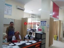 RSUD Bob Bazar Kalianda Siapkan 4 Dokter Per Hari Layani Pemudik