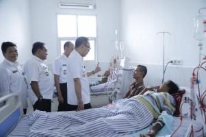 RSUD Zainal Abidin Pagaralam Kini Layani Pasien Cuci Darah