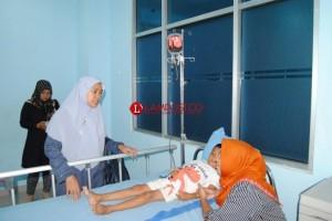 RSUDAM Kini Miliki Gedung Rawat Anak Penderita Thalasemia