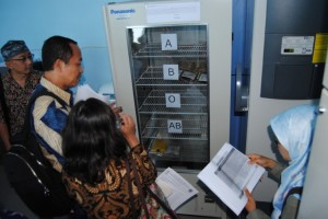 RSUDAM Kini Miliki Unit Transfusi Darah