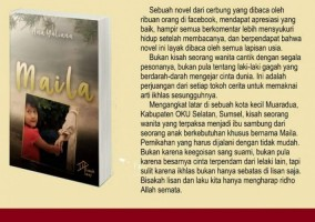 Rumah Imaji Tubaba ikut Peduli Autis melalui Novel Maila