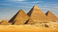Rumah Kuno Dekat Piramida Giza