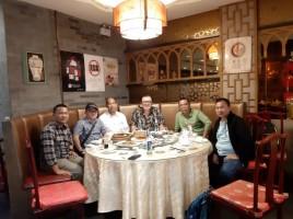 Rumah Makan Berlebel Halal pun Banyak di Tiongkok