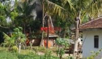 Rumah Papan di Pancamulya Ludes Dilalap Sijago Merah